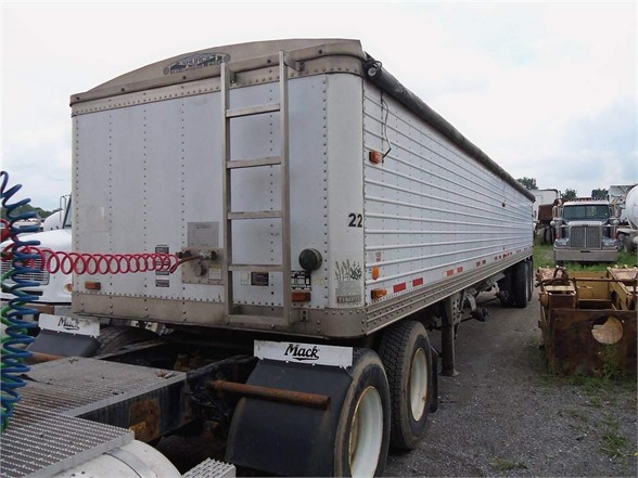 USED 1998 TIMPTE TRAILER #217654