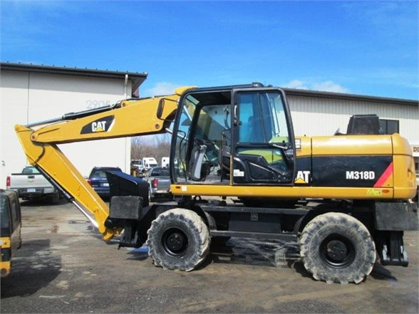 USED 2007 CATERPILLAR M318D EQUIPMENT #249486
