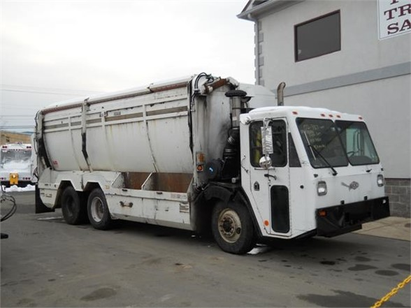 2002 CCC LET40E RECYCLING TRUCK #519559