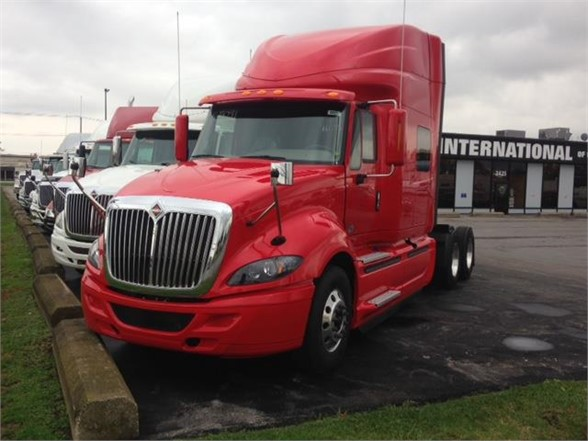 2016 INTERNATIONAL PROSTAR ES Sleeper