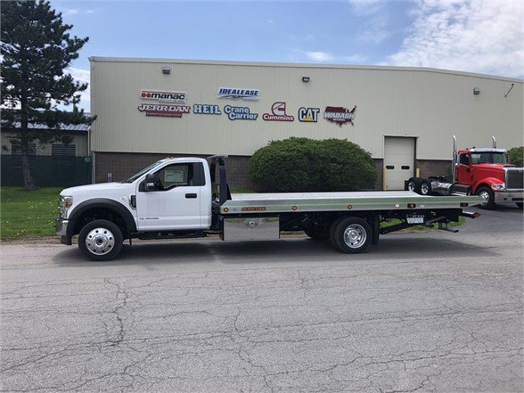 NEW 2019 FORD F550 ROLLBACK TOW TRUCK #556070