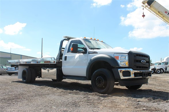 2016 FORD F550 XLT SD Rollback Tow Truck