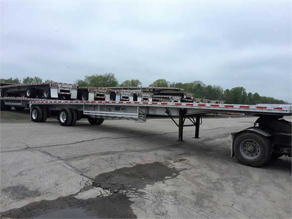 2011 EAST BST Flatbed Trailer
