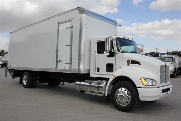 2018 KENWORTH T270 Moving Truck