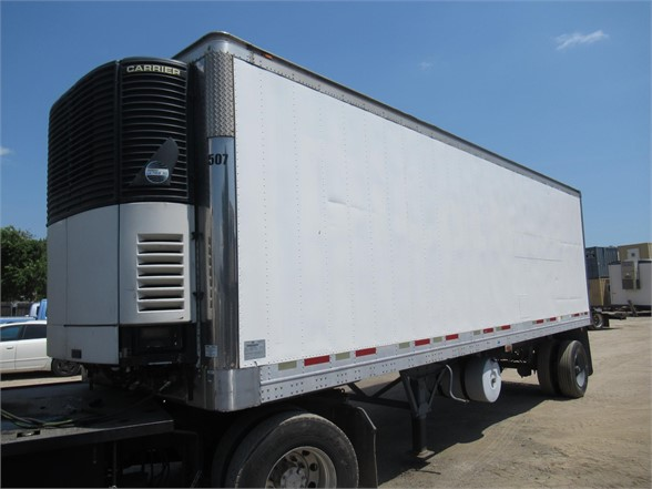 2004 WABASH RFGRHSA REEFER TRAILER 558084 Reefer Trailer