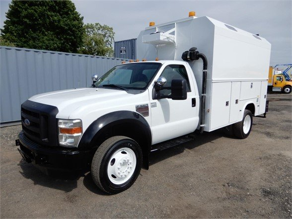 USED 2010 FORD F550 SERVICE - UTILITY TRUCK #625876
