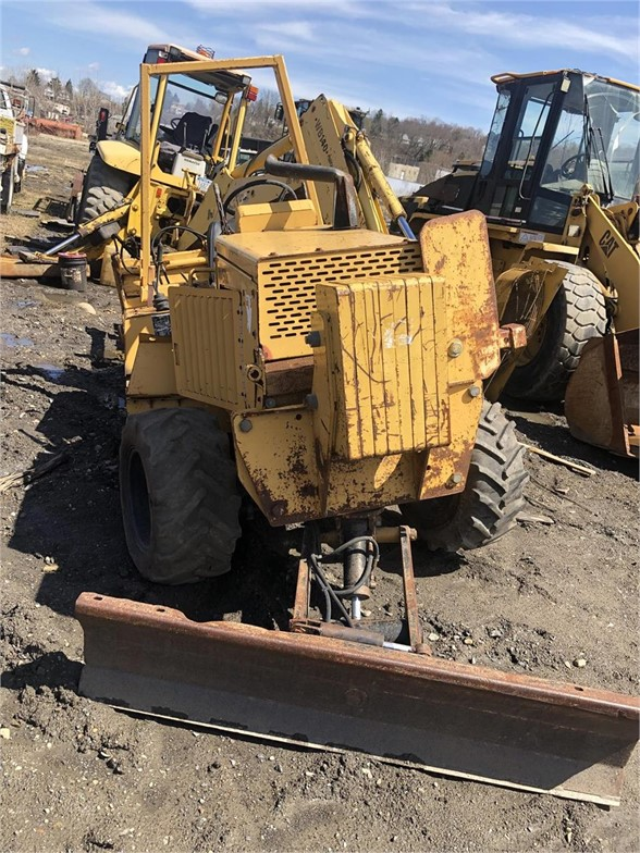 2006 VERMEER V4150A TRENCHER FOR SALE #633742 | PA