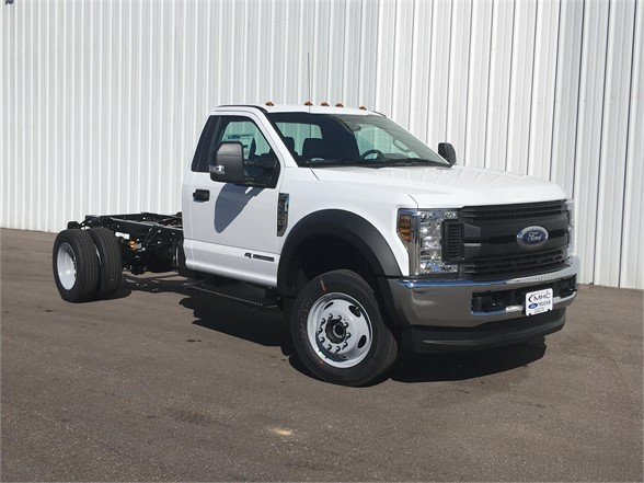 2019 FORD F550 CAB CHASSIS TRUCK #705829