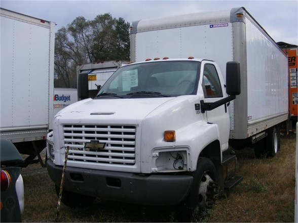 2006 CHEVROLET KODIAK C6500 Moving Truck