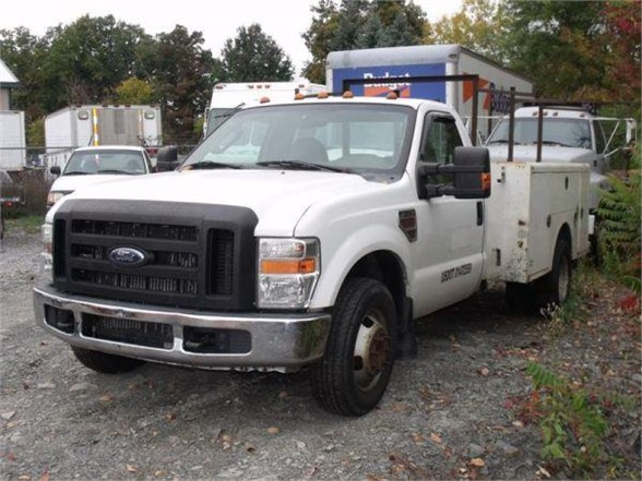 2008 FORD F350 SD SERVICE - UTILITY TRUCK #516542