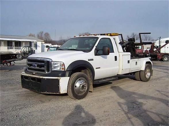 2006 FORD F450 XL SD Wrecker Tow Truck