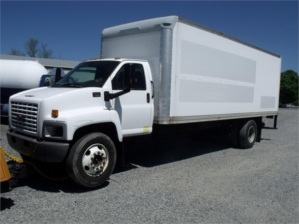 2007 GMC TOPKICK C7500 Moving Truck