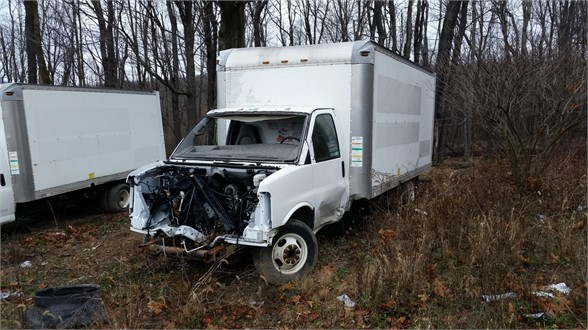 2006 GMC SAVANA G3500 Moving Truck