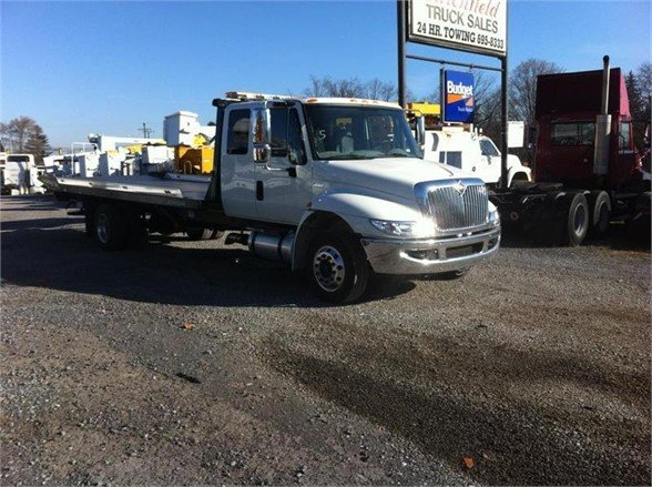 2012 INTERNATIONAL 4300 Rollback Tow Truck