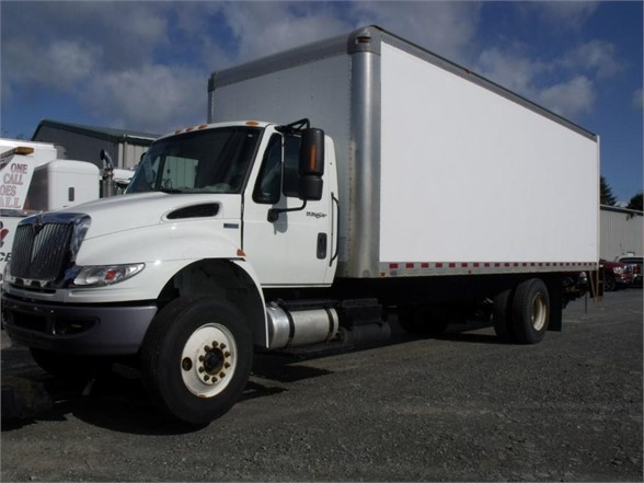 2012 INTERNATIONAL 4300 Salvage Truck