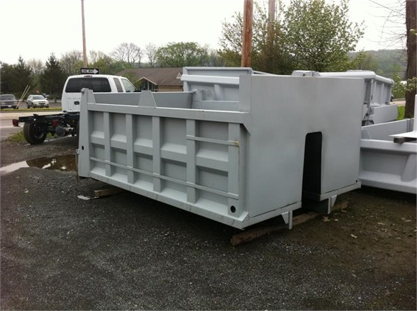 2011 OX BODIES 12 FT Dump Body