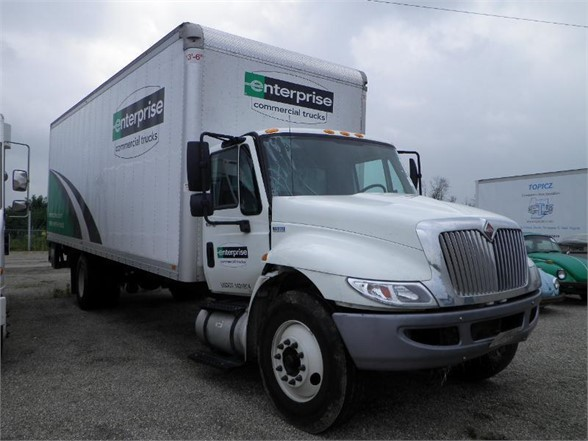 2014 INTERNATIONAL DURASTAR 4300 Moving Truck