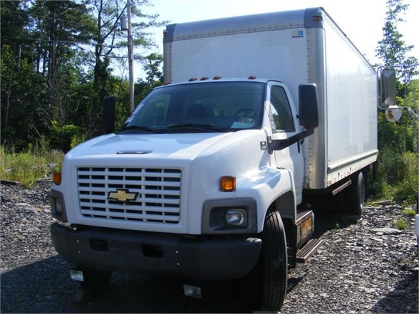 2005 CHEVROLET KODIAK C6500 Moving Truck