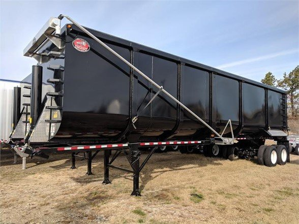 NEW 2019 HARDOX END DUMP TRAILER #643530