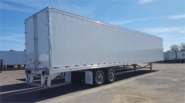 NEW 2020 HYUNDAI VAN TRAILER #643544