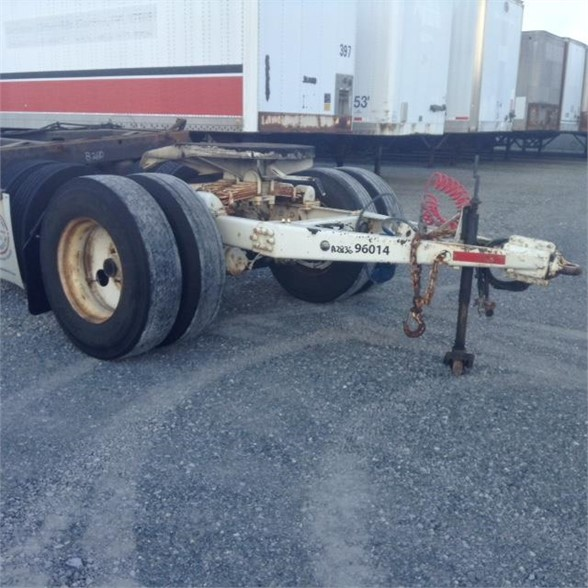 2006 SILVER EAGLE Trailer Dolly Trailer