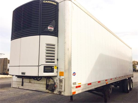 2009 UTILITY REEFER REEFER TRAILER 602909 Reefer Trailer