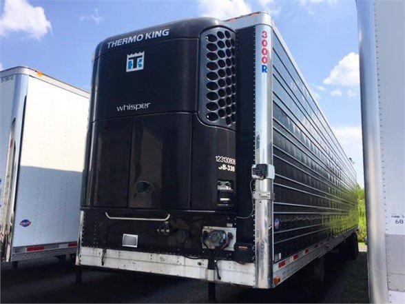 USED 2013 UTILITY REEFER TRAILER #644756