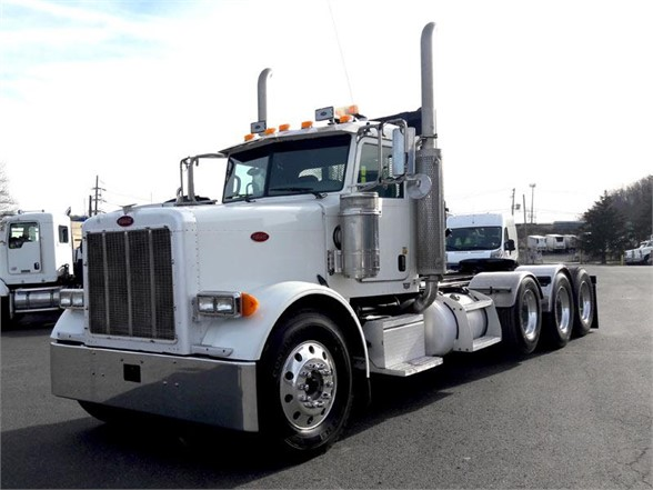 USED 2007 PETERBILT 379 DAYCAB TRUCK #610131