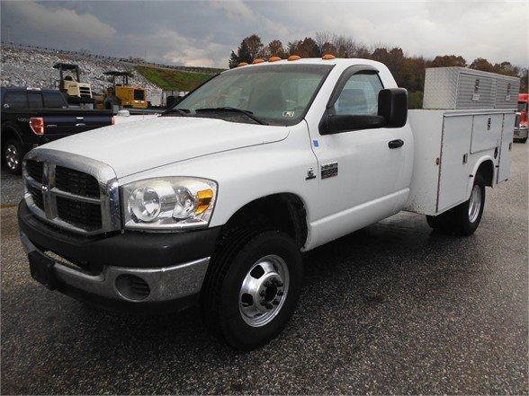 Tnt Auto Sales >> Used 2007 DODGE RAM 3500HD Service - Utility Truck for Sale | #452331