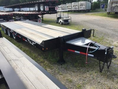 2017 TALBERT Tag-A-Long 20 Ton Flip Trailer