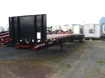 2018 FONTAINE 48' Steel Flatbed Flatbed Trailer