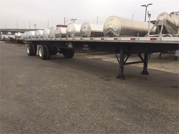 2015 EAST Flatbed Flatbed Trailer