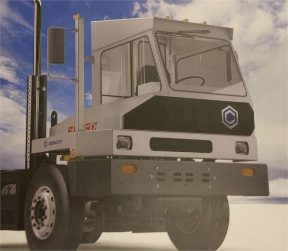 2016 CAPACITY SABRE5 Other Truck