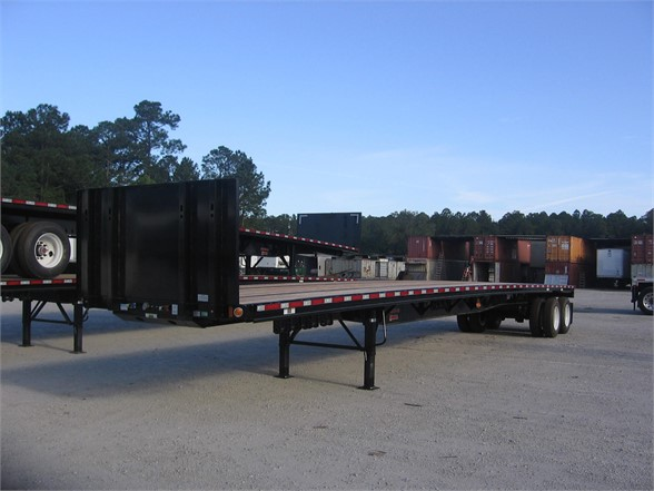 2018 FONTAINE Fontaine 48 x 102 steel velocity spring slider Flatbed Trailer