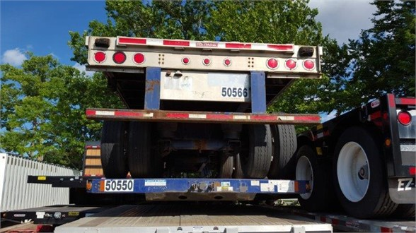 2008 FONTAINE 2008 Fontaine Combo Flats Flatbed Trailer