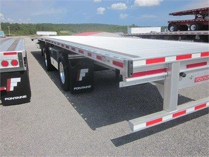2017 FONTAINE 2017 Fontaine Revolution Aluminum Flats Flatbed Trailer