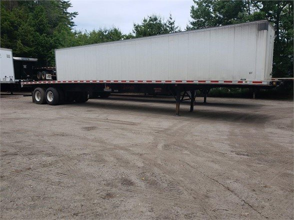 USED 2016 FONTAINE FLATBED TRAILER #641911