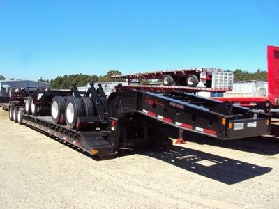 2018 FONTAINE 704 Wide Spread Lowboy Lowboy Trailer