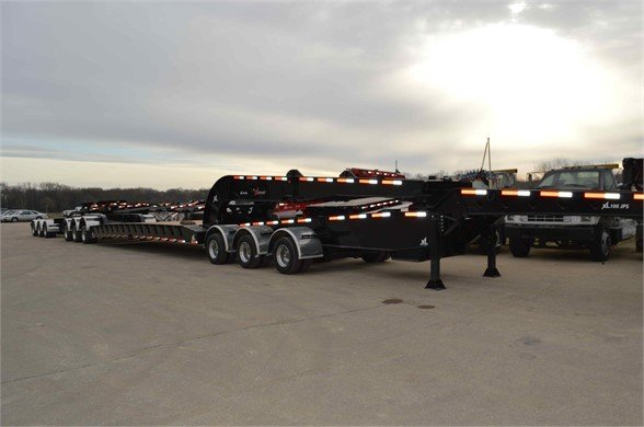 2017 XL SPECIALIZED 85 Ton Leight Weight Lowboy Lowboy Trailer