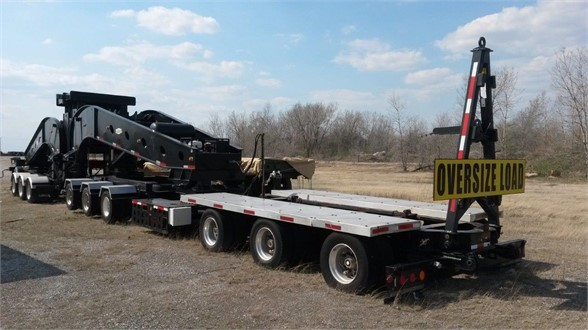 2008 LIDDELL 80Ton Double Schnables BLADE - TOWER TRAILER 600353 Blade - Tower Trailer
